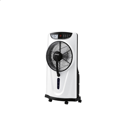"Picture of Firefly 12"" Oscillating 3-Speed Water Mist Fan with 9 LED Night Light FEL641"