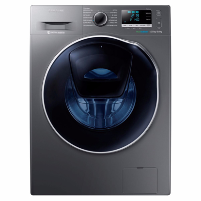 Picture of SAMSUNG WD10K6410OX/TC 10.5kg Wash | 6 kg Dryer | Combo Washer & Dryer | Inverter | Addwash