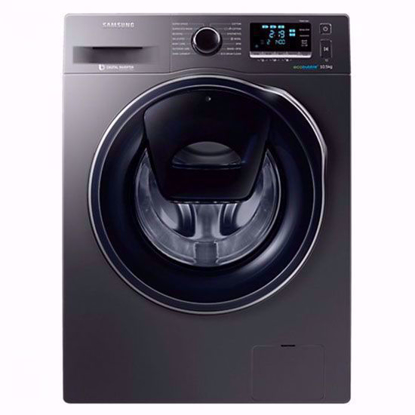 Picture of SAMSUNG WW10K6410QX/T 10.5kg Front Load Washer | AddWash | Digital Inverter Technology