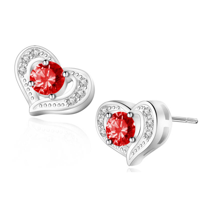 Picture of Birthstone Earrings- DS-013