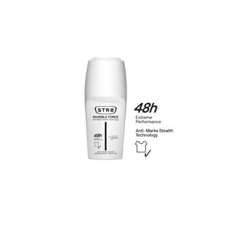 圖片 Str8 Deodorant Roll On 250 ml Invisible Force, 8571027205