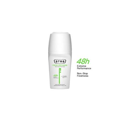 圖片 Str8 Deodorant Roll On 250 ml Fresh Recharge, 8571027196
